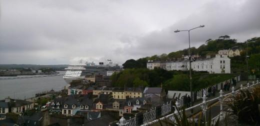Cobh, Cork Cruise Terminal