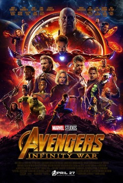 For All The Stones - Avengers: Infinity War