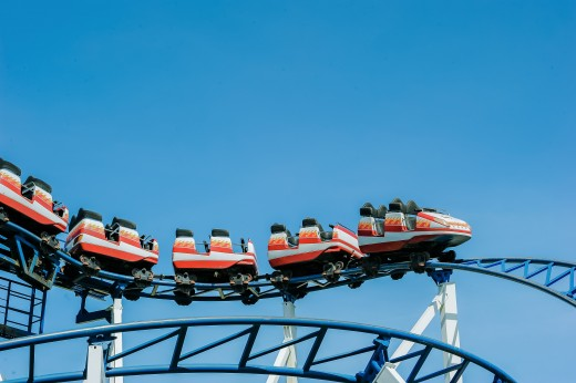 Roller coasters have error-proofing devices for safety