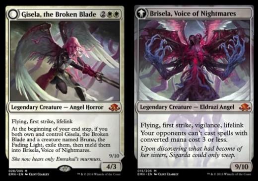 Gisela, the Broken Blade/Brisela, Voice of Nightmares