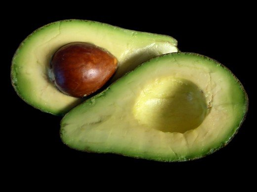 Avocado pits and skins contain substances that are toxic to birds, so care should be taken.