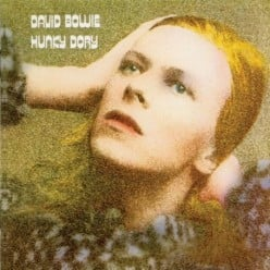 David Bowie's Hunky Dory is Indeed Superior
