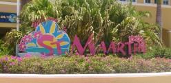 The Caribbean Island of Sint Maarten