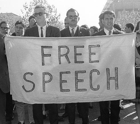 freedom of speech debate