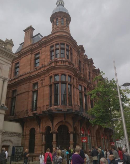 Belfast Shopping Center