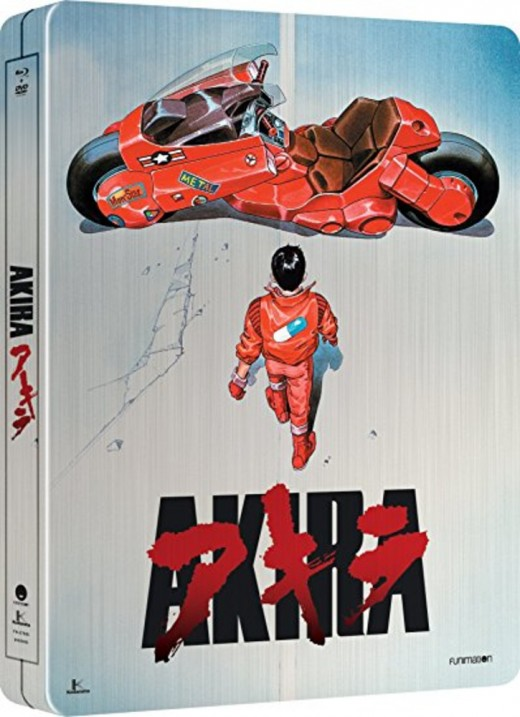 Akira Steelbook Funimation Collector's Edition
