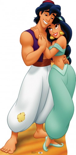 4 Disney Couples: What They Can Show Us About Love