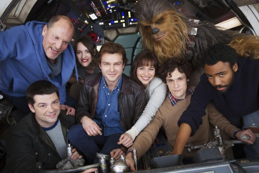 I think each actor did a fine job besides maybe Woody. Felt like he was phoning his performance in. However, forgot that Alden was playing Solo for most of the film. Not memorable.