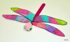 24 Beautiful Dragonfly Craft Ideas