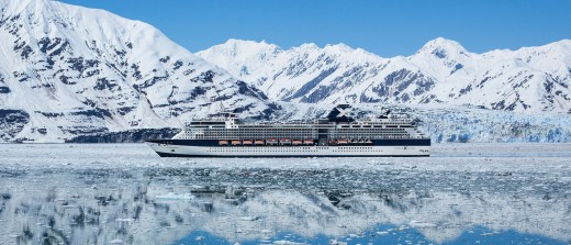 The Celebrity Cruise Line's Millennium Ship