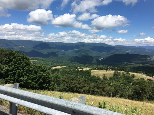 Not able to hike through the mountains? Take a scenic drive and enjoy the spectacular views. Many of these roads have pull off points where you can take a moment to enjoy the majesty of the mountains.