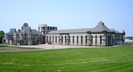 Mansfield Ohio Reformatory