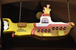 Still Submerged in a Yellow Submarine: A Poetic Metaphor
