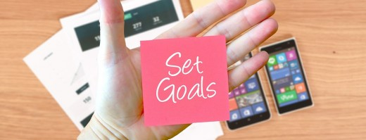 Setting goals is important for everyone.