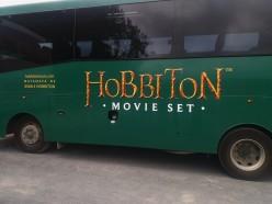 The Hobbiton Movie Set Tour in Matamata, New Zealand