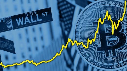 crypto price line
