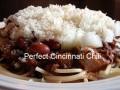 Perfect Cincinnati Chili