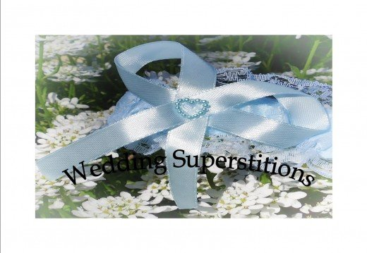 Wedding Superstitions