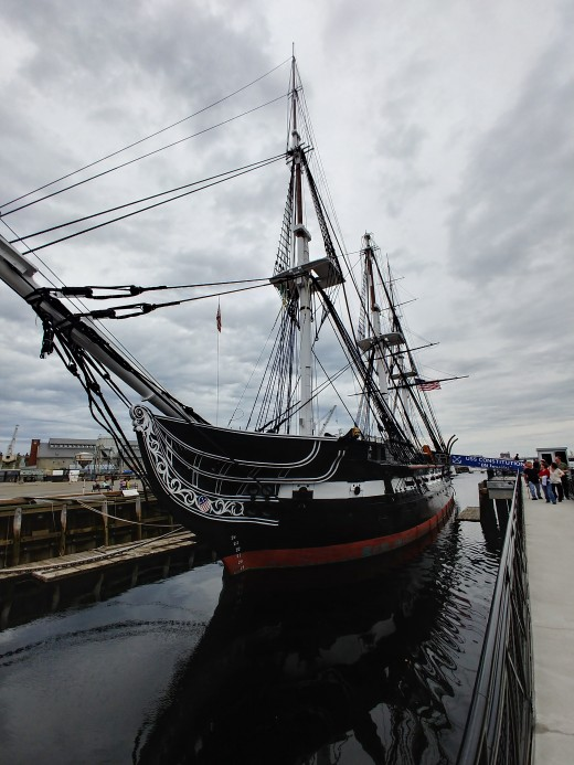 A Closer Look at Old Ironsides