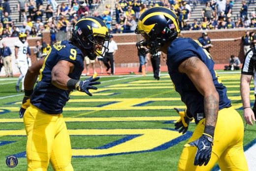 Tarik Black and Donovan Peoples-Jones expect to create an unstoppable one-two punch at wide receiver in 2018