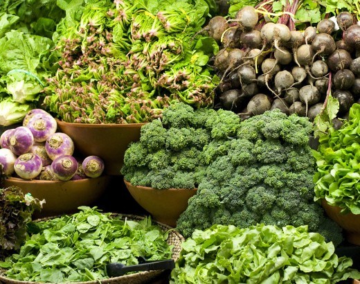 Top 7 Foods High In Vitamin K For Healthy Blood Clotting Strong