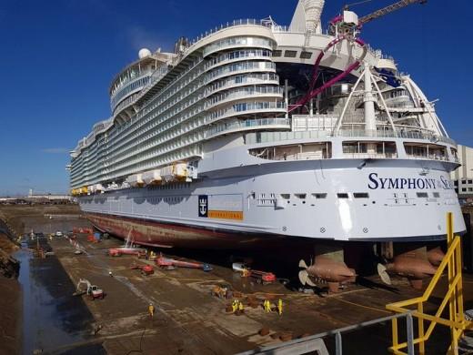 Saint Nazair Shipyard