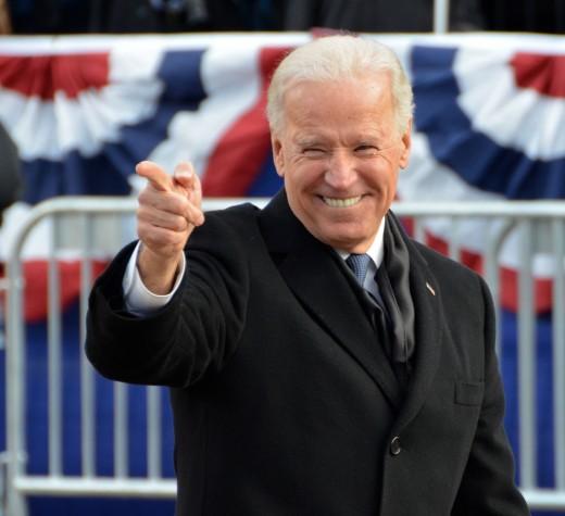 Ex-Vice President Joe Biden.