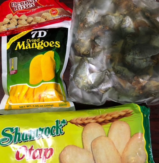 The Take Home 'Pasalubong' to family and friends
