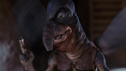 Careful, Watto, this is a PG film!