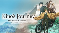 Anime Review: Kino's Journey - The Beautiful World- (2017)