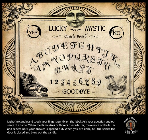 How To Make Your Own Ouija Board Exemplore
