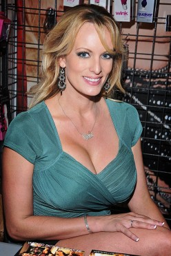 Stormy vs. Trump: Is This Beginning to Sound Much Like the WWE?
