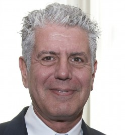 Honoring Anthony Bourdain for Just a Moment