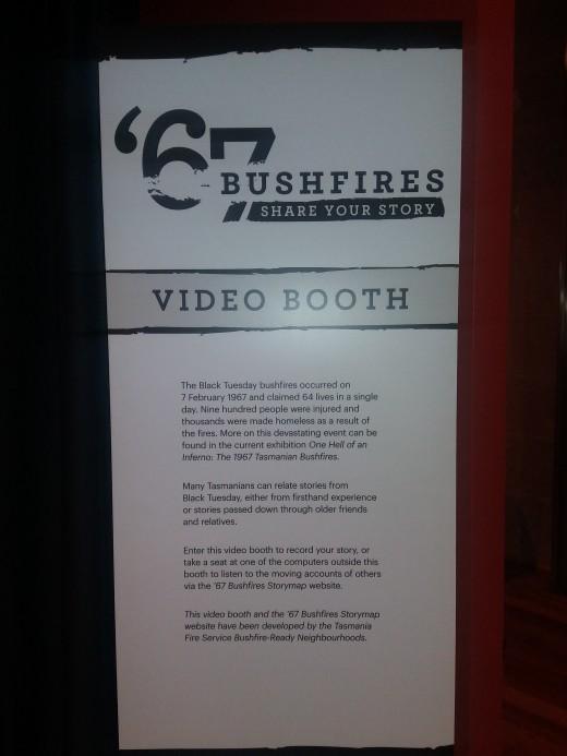 Bushfire Stories