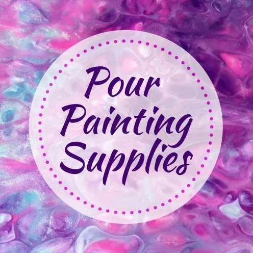 Pour Painting Supplies
