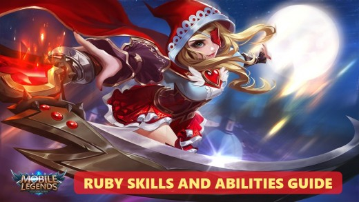 Mobile Legends Ruby Skills and Abilities Guide