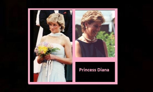 The late Princess Diana is still very popular today.