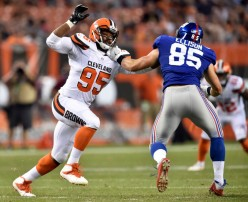 2017 #1 pick Myles Garrett rookie season ends on a high note with 7 sacks in 11 games on a winless Browns team