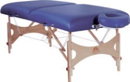 Oakworks massage table