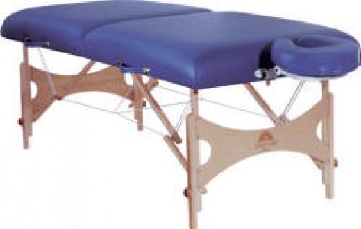 Oakworks massage table