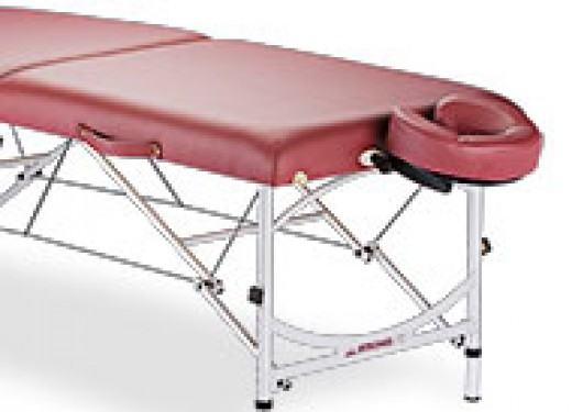 Stronglite massage table