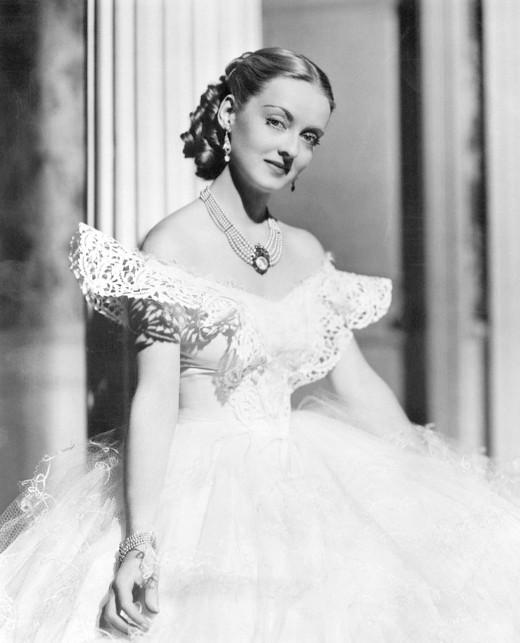 Bette Davis as Jezebel