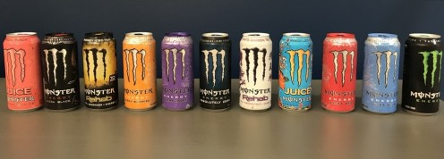 Top 13 Insane Monster Energy Drink Facts