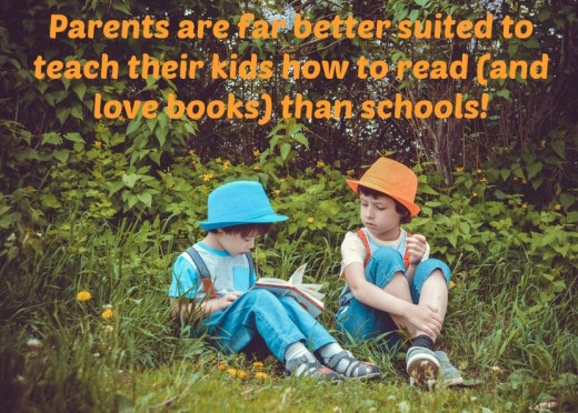 Moms and dads are essential to creating strong readers who are passionate about books.