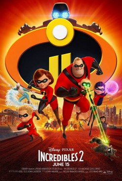 """Movie Review: """"Incredibles 2"""""""