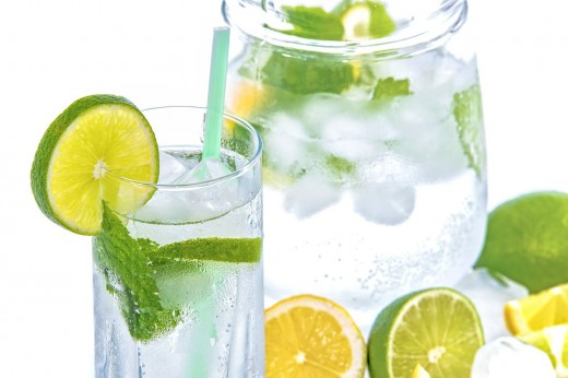 Fresh lime drinks can rejuvenate you