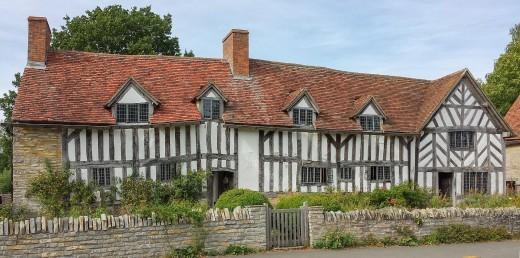 Palmer's Farm, Wilmcote, Stratford-upon-Avon, Warwickshire