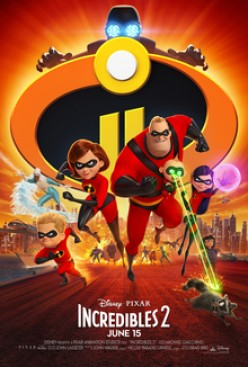 Incredibles 2 & Bao