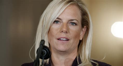 Kirstjen Nielsen - Homeland Security Secretary