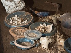 Rare Intact Roman Tomb Found By Construction Workers